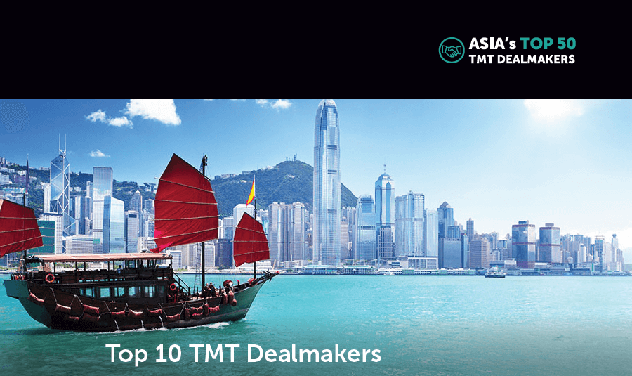 Our List Of Asia's Top 10 Dealmakers in TMT | TMT Finance